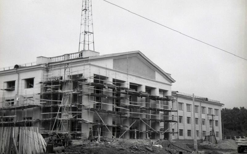 1958 год. Фото С. Переплётчикова. Из фонда Центра историко-культурного наследия Челябинска