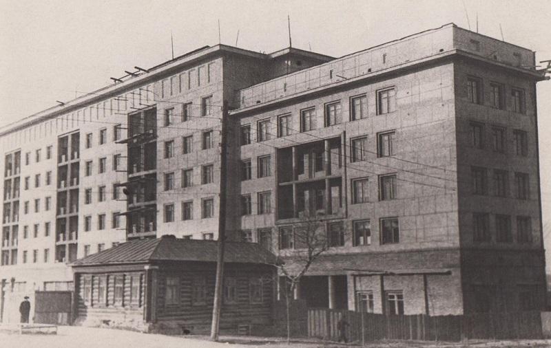1937 год. Фотография из альбома группы «Челябинская старина» (социальная сеть «Одноклассники»)