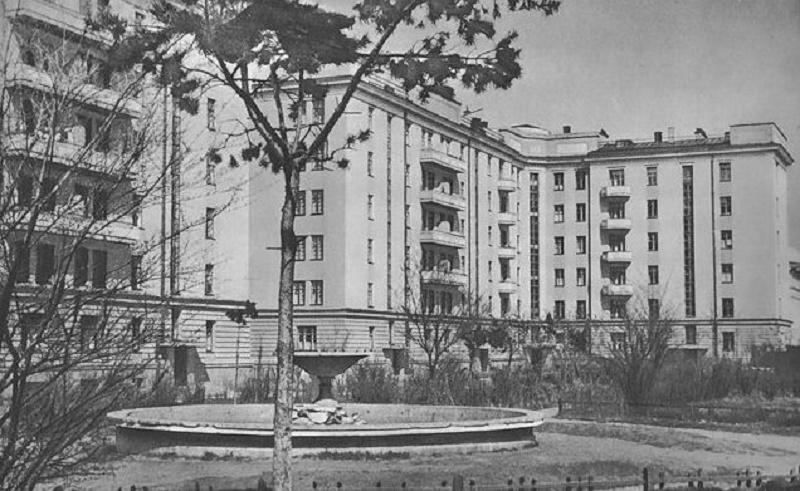 1950-е годы. Фотография из альбома группы «Челябинская старина» (социальная сеть «Одноклассники»)