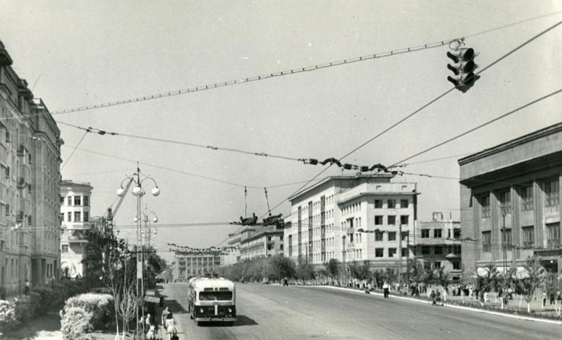 1953 год. Фотография из альбома группы «Челябинская старина» (социальная сеть «Одноклассники»)