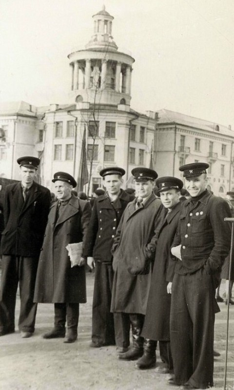 1954 г. Фотография из альбома группы «Челябинская старина» (социальная сеть «Одноклассники»)