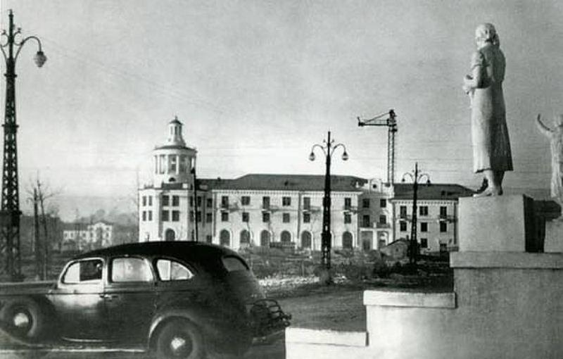 1955 г. Фотография из альбома группы «Челябинская старина» (социальная сеть «Одноклассники»)