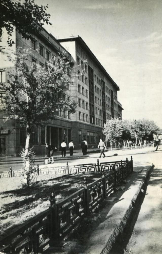 1960-е годы. Фотография из альбома группы «Челябинская старина» (социальная сеть «Одноклассники»)