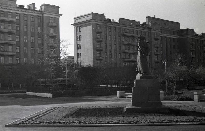 1961 год. Фото С. Переплётчикова из фонда Центра историко-культурного наследия Челябинска