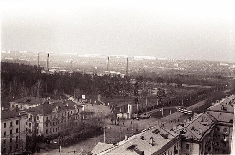 1974 год. Фотография из альбома группы «Челябинская старина» (социальная сеть «Одноклассники»)