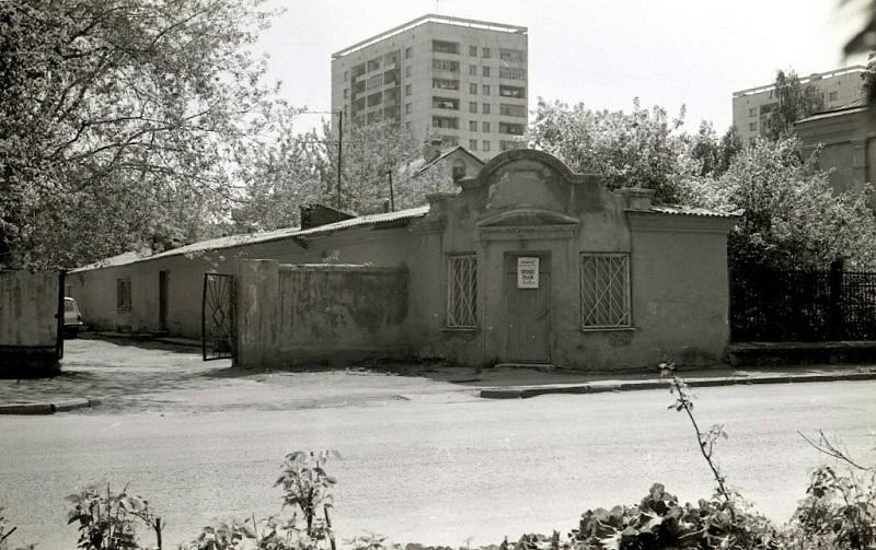 1974 год. Фотография из фонда Центра историко-культурного наследия Челябинска