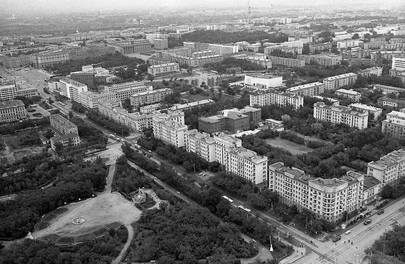 1977 год. Из блога С. Загоскина