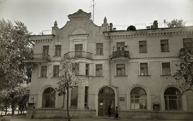 1980-е годы. Фотография из альбома группы «Челябинская старина» (социальная сеть «Одноклассники»)