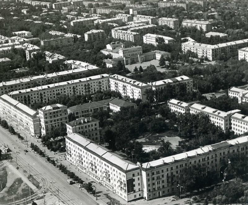 1985 год. Из архива А. Золотова