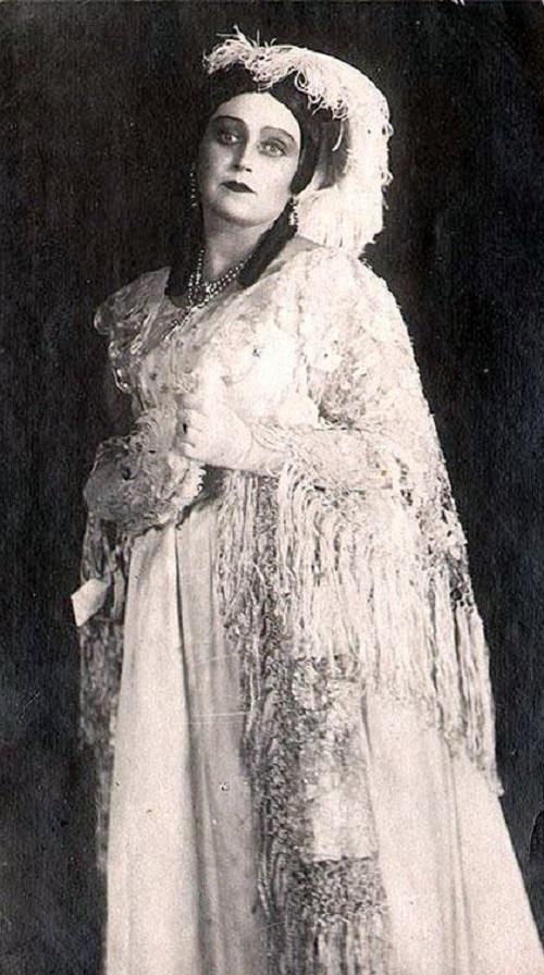 Изабелла Баратова в спектакле «Евгений Онегин», 1938 год.Источник: https://www.kino-teatr.ru/teatr/acter/w/sov/335809/foto/