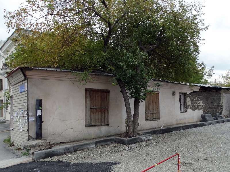 2015 год. Западный фасад.  Фото Ю. Латышева