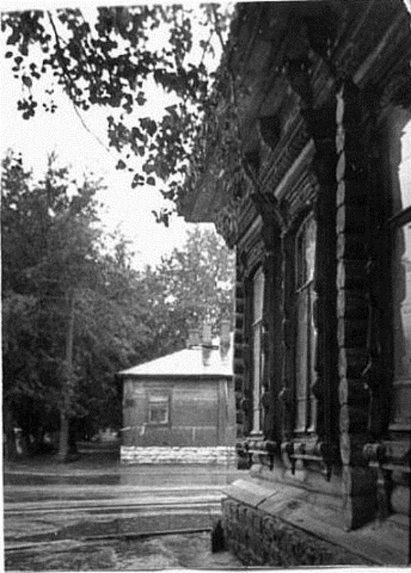 1980-е годы. Фотография из фонда Центра историко-культурного наследия Челябинска