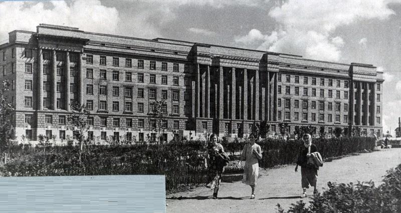 1949 год. Фотография из альбома группы «Челябинская старина» (социальная сеть «Одноклассники»)