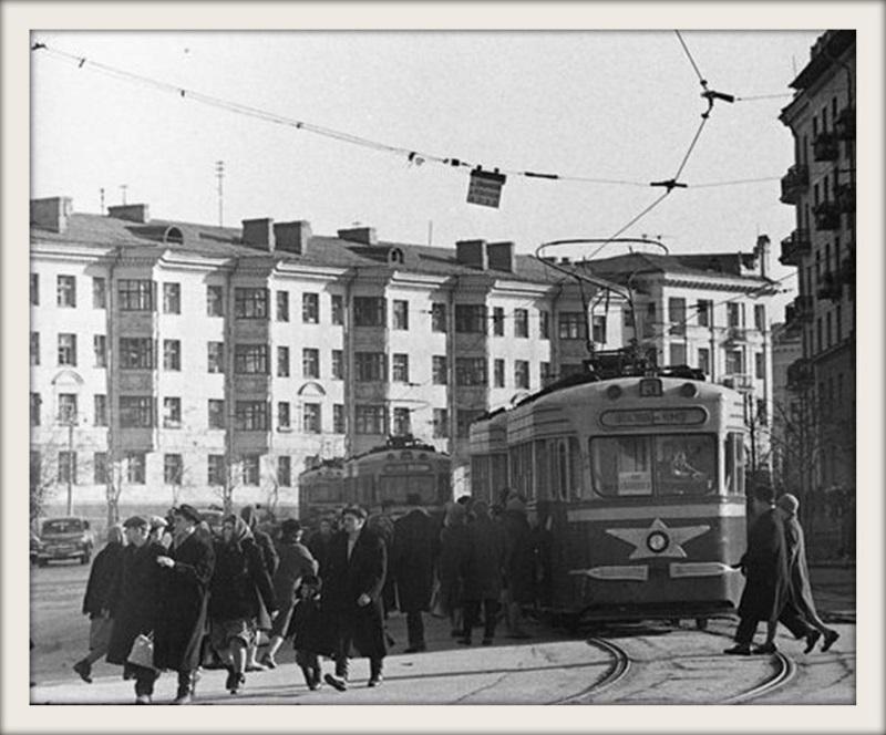 1950-е гг. Из альбома группы «Челябинская старина» (социальная сеть «Одноклассники»)