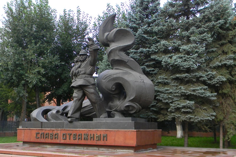 Август 2013 г. Фото: Ю. Латышев