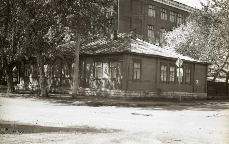 1993 год. Фотография из фонда Центра историко-культурного наследия Челябинска