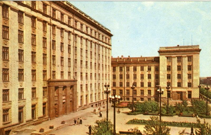 1967 год. Из альбома группы «Челябинская старина» (социальная сеть «Одноклассники»)