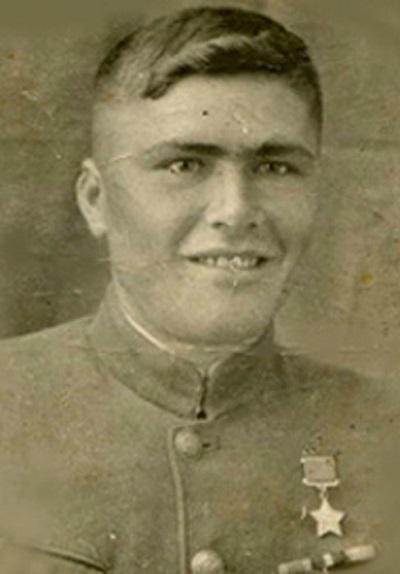 Герой Советского Союза Хикматулла Кадыргалиев