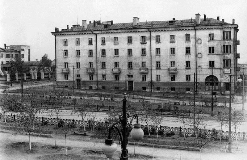 Конец 1940-х – начало 1950-х годов. Фотография из музея истории ЧТЗ