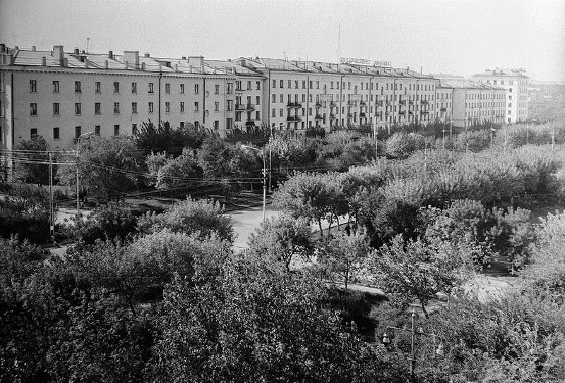 1970-е годы. Фотография из фонда Центра историко-культурного наследия Челябинска