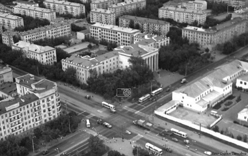 1977 год. Фото из блога С. Загоскина