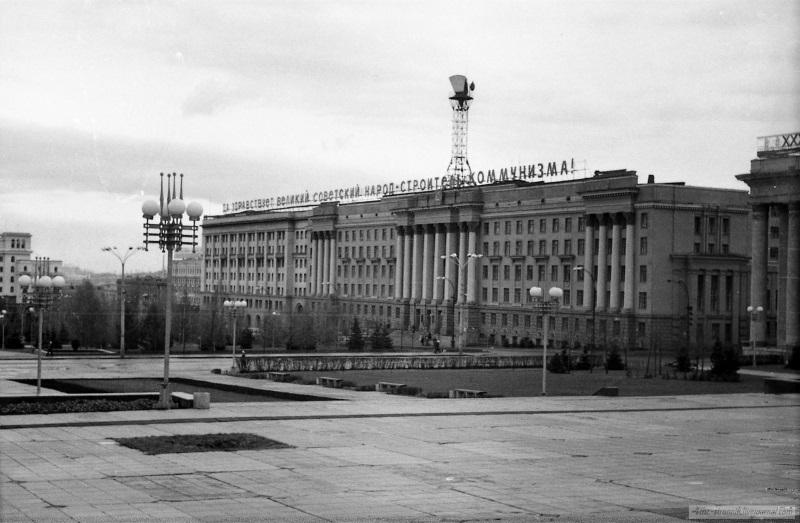 1970-е гг. Фотография из альбома группы «Челябинская старина» (социальная сеть «Одноклассники»)