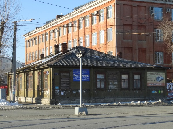 Апрель 2014 г. Фото: Ю. Латышев