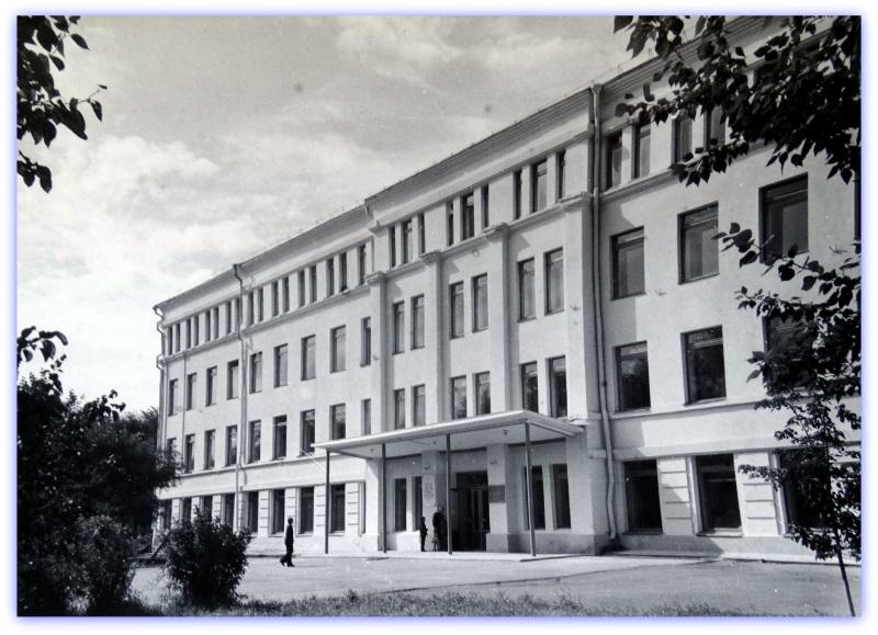 1976 год. Фотография из фонда ОГАЧО