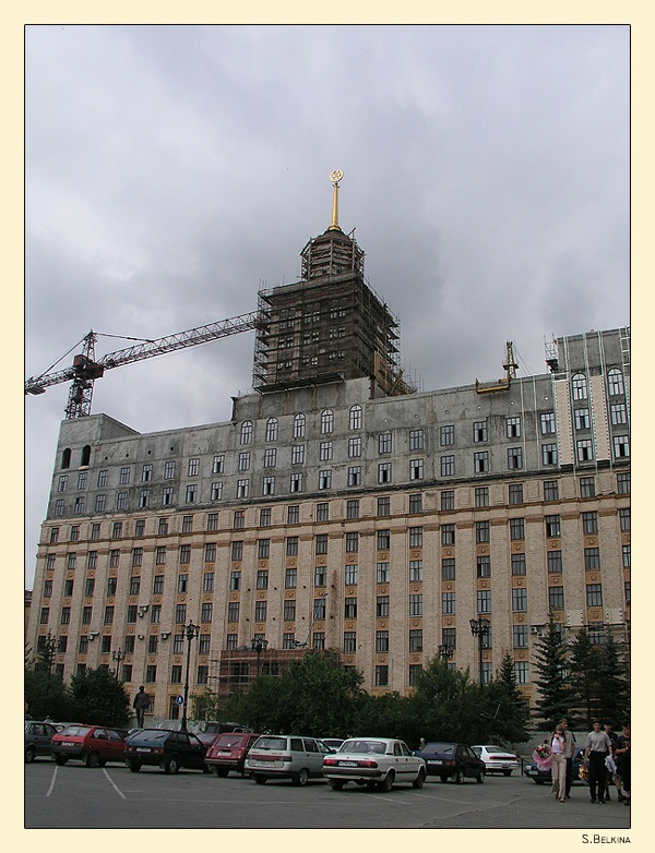 Лето 2003 г. Источник: http://chelchel-ru.livejournal.com/185550.html